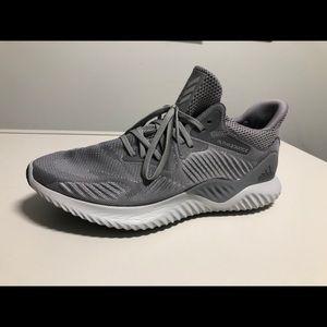 men's adidas alpha bounce sneakers